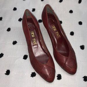 Vintage New Face Heels